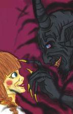 Demonic love (yandere demon x reader)  by KillerMonster53