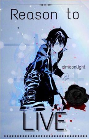 Reason to Live (Yatori) by xImoonlight