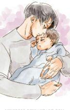 Levi X pregnant reader by MoonNaph