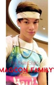 Magcon Family? by bearystyles