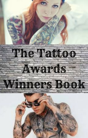 The Tattoo Awards Winners Book by Only_Awards