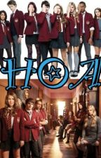 House of Anubis freshman year (college) by k02613