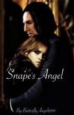 Snape's Angel by ButterflyAngel1899