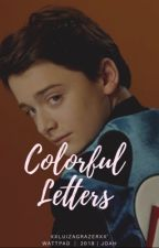 Colorful Letters (Joah) by nwahgrxzer