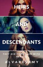 Heirs and Descendants~ DESCENDANTS (F.F REMAKE) by alvarezsamy