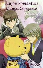 Junjou Romantica Manga Completo by REBECAFLOWERS