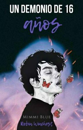 Un demonio de 16 años by Mimmi_Blue