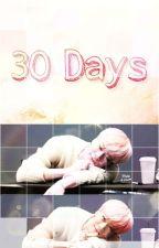 30 Days [Eunwoo X Moonbin] by yutazone