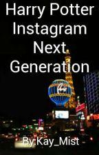 Harry Potter Instagram Next Generation by Kay_Mist
