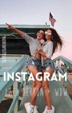 Instagram // zach + wdw {compl} by olivialeighreading