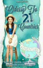 Odessy to 21 countries by mypAngiTkOh