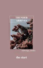 THUNDER ARRIVES || HARRY POTTER ⭐︎ MARVEL || 1 by redwings_birdss