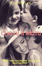 Chotu & Motu [#ShotContest] by sandhir06