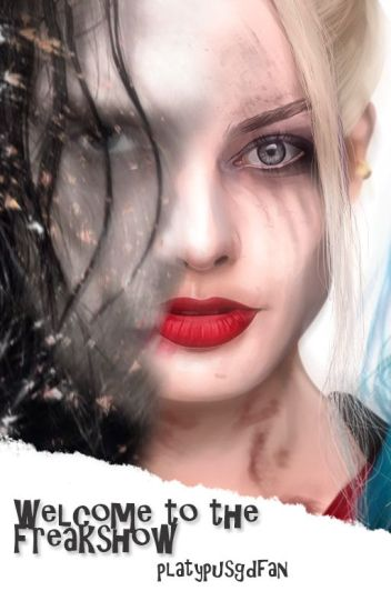 Welcome to the Freak Show!    Harley Quinn/Bucky Barnes