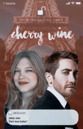 Cherry Wine | Jake Gyllenhaal ✓ by caliginosa