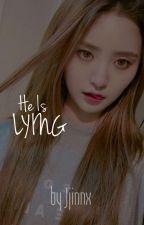 He Is Lying • JinMin / 진민 by Jjinnx