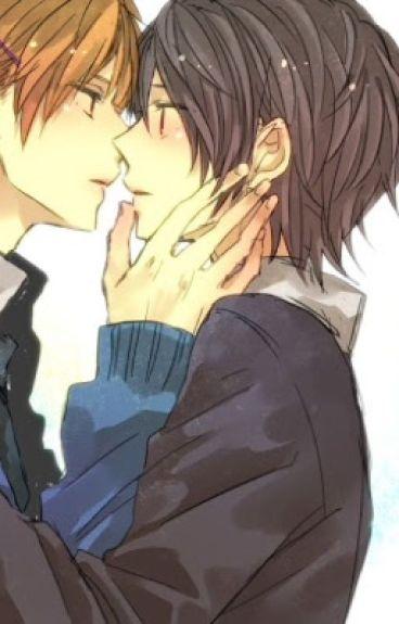 The prince and his butler (yaoi...>U<)