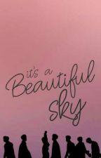 It's a Beautiful Sky - ( 2JAE ) by anandapraharani
