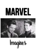 Marvel Imagines by rapdevilkells