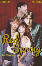 - Red Spring - [EXOPINK x BTSPINK] by Chessire25