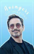 Avengers Gif Imagines! by _Genius_Stark