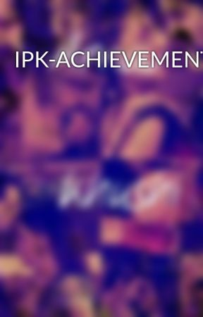 IPK-ACHIEVEMENT-AWARDS by IPK-AWARDS