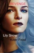 The Snow Twins: (Book 2) Killer Frost's Revenge!  by 10Teamlover