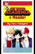My Hero Academia x Readers by TeruTategami