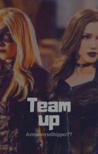 Team up | ✔️ by ArrowverseShipper77