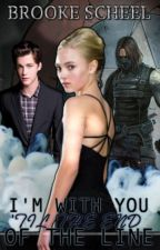 I'm With You 'Til The End Of The Line: A Bucky Barnes Fanfiction by abrookes
