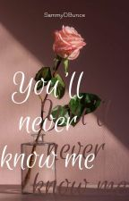 you'll never know me by SammyDBunce