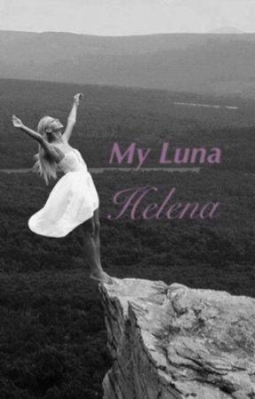 My Luna, Helena. by bootswitdafur