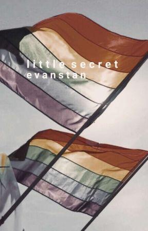 little secret   evanstan by buckanan