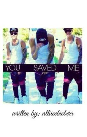 You saved me by alliieebieberr
