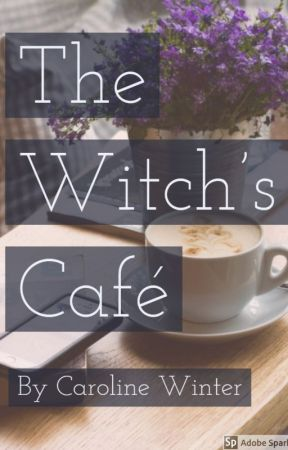 The Witch's Café by WinterTailor