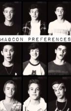 Magcon Preferences by jelly123456789010