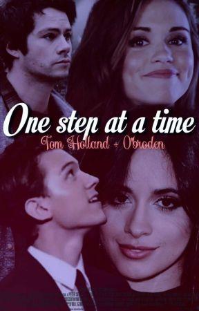 One step at a time «Tom Holland y tu»  by BansheeHuman5hBTRCc