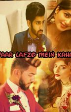pyaar lafzo mein kahan by iqratannu
