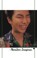 ❥ NamJoon reacciones  by SmallPain