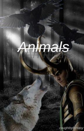 Animals (Loki x reader) - Why don't you join us? - Wattpad