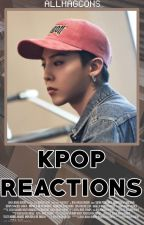 Reactions And Imagines ;; [ Kpop ] by identifybts