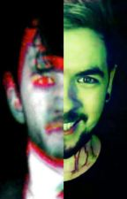 Going insane [Darkiplier x reader x Antisepticeye] by undertalecrazy