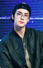 the old nerd (Exo-Sehun ff)  by RoyalCassidy