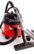 Vacuum Cleaner by uglyfatstalker