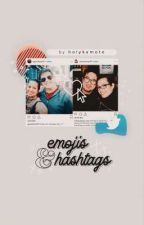 Emojis & Hashtags ¤ An Alternate Universe by holykamote