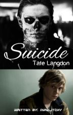 Suicide¦¦ Tate Langdon by miaglitchy