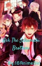 Ask The Sakamaki Brothers by 16AnimeGirl