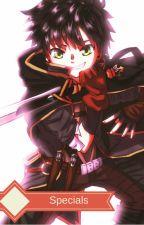 Lances & Daggers Specials by Ogawa_Taiki