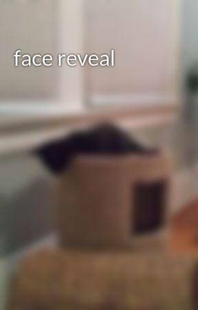 face reveal by OluCat14