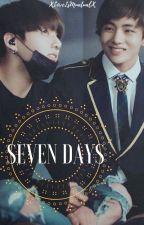 SEVEN DAYS → JJK X KTH by xLoveIsMutualx